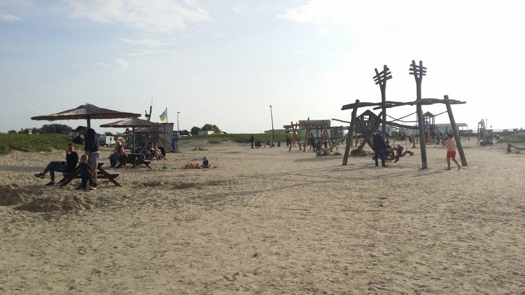 Sandbereich Friesenstrand