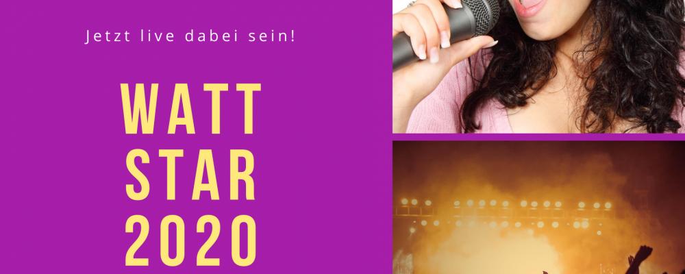 Der Watt-Star 2020 beginnt wieder