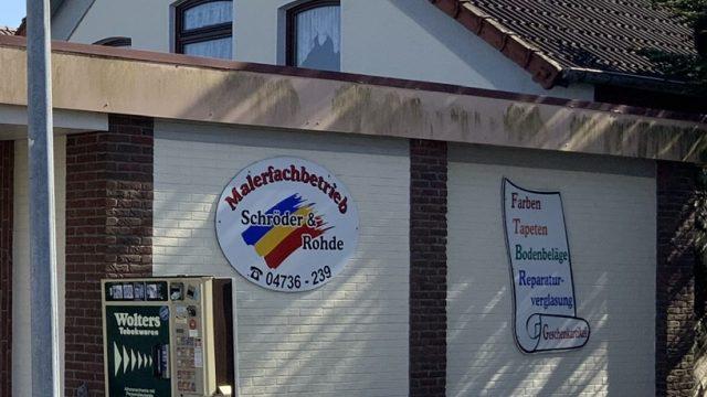 Malerbetrieb Schröder und Rohde