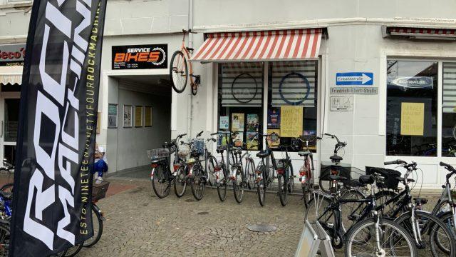 Service Bikes