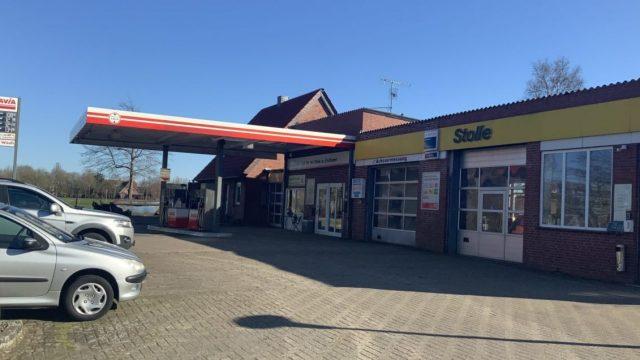 AVIA Tankstelle Stollhamm
