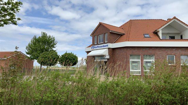 Raiffeisenbank Butjadingen-Abbehausen eG Filiale Tossens