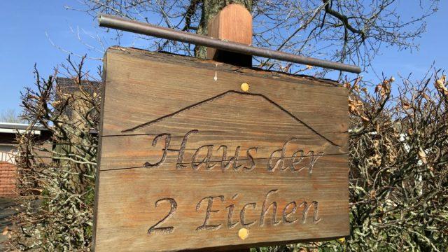 Haus der zwei Eichen